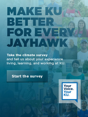 Take the KU Climate Study survey